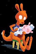 garde enfants kangouroukids